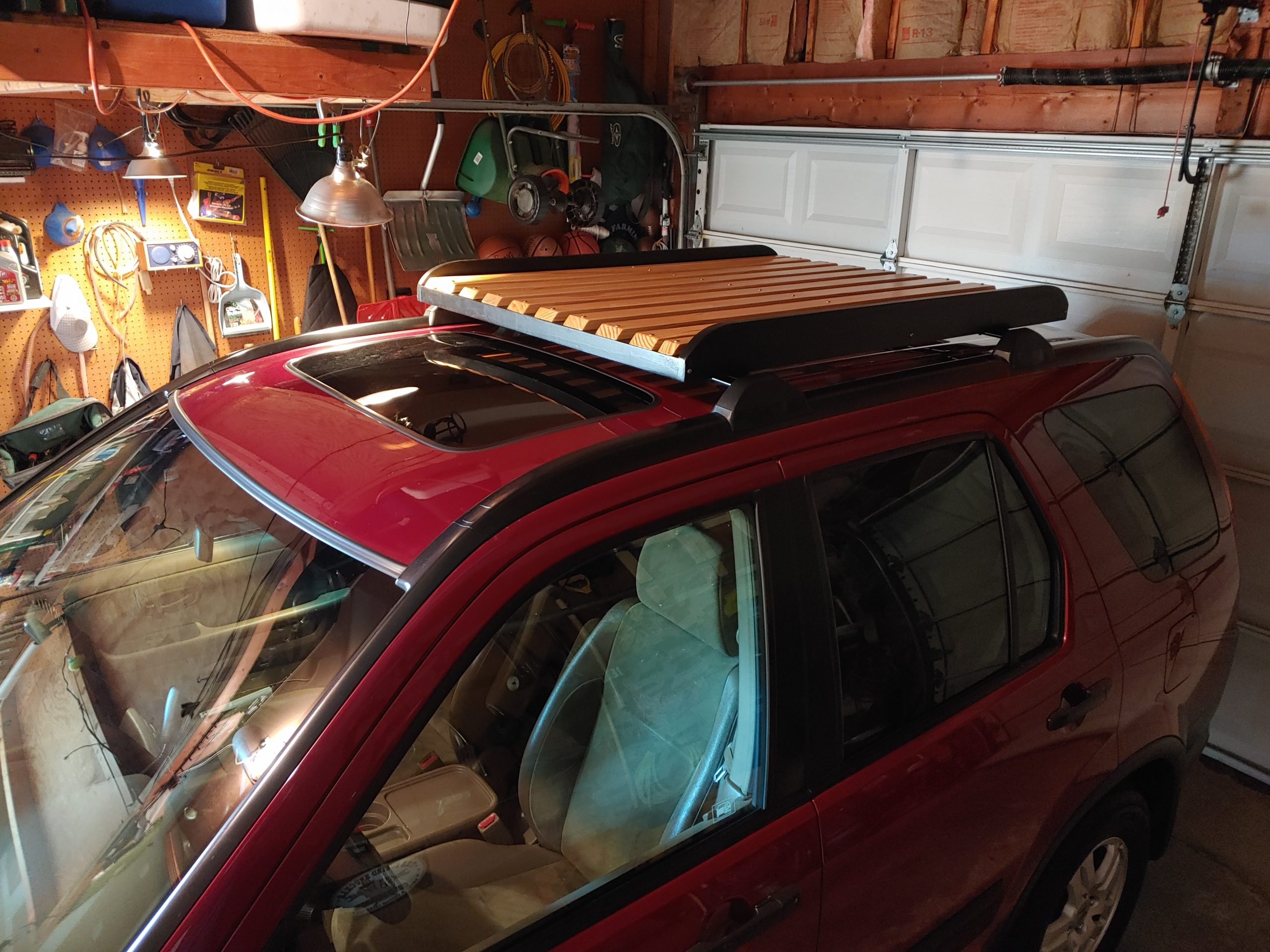 DIY Roof Rack