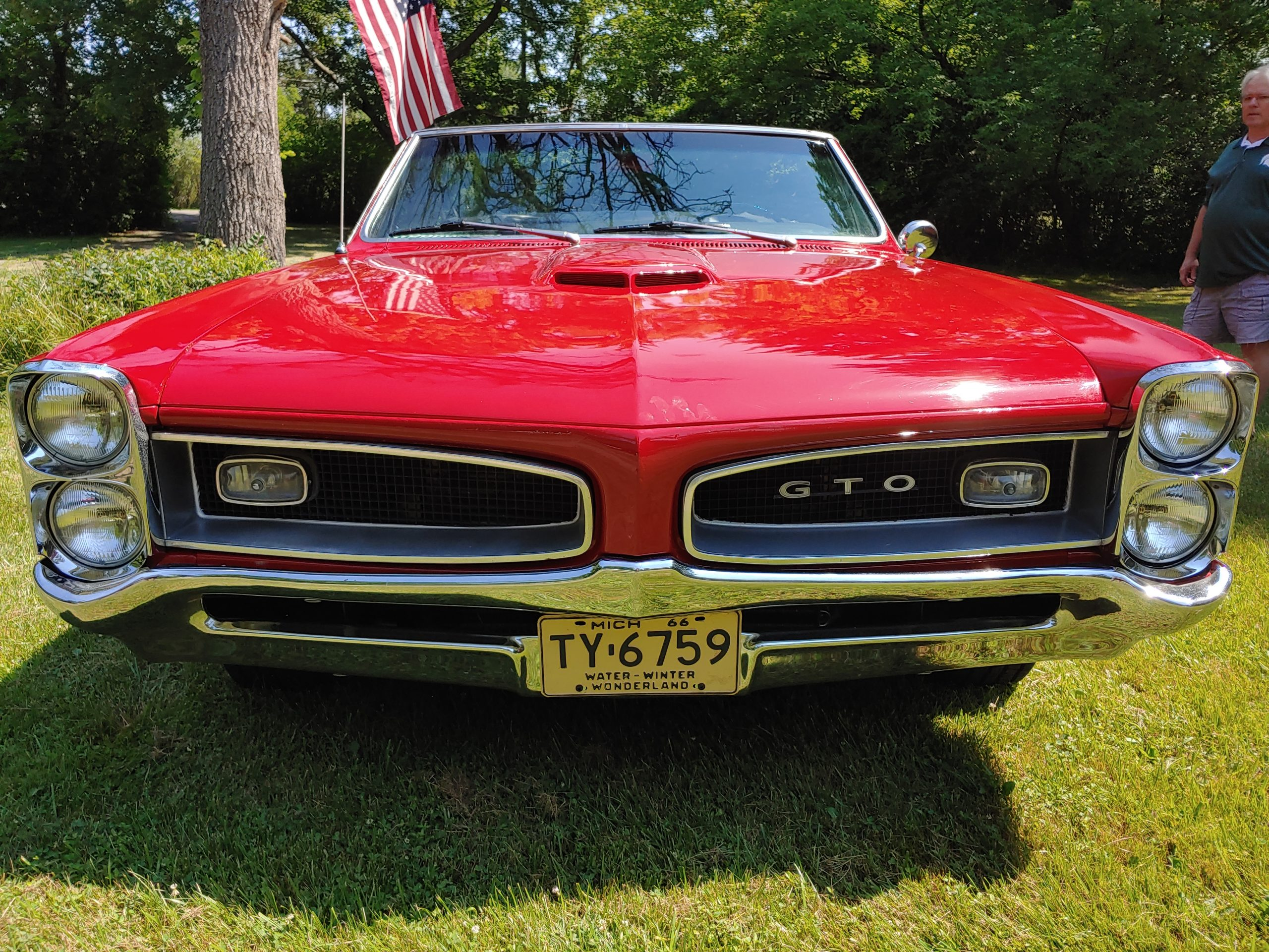 Video:  10 Questions with a Pontiac GTO Owner