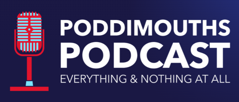 poddimouths podcast logo