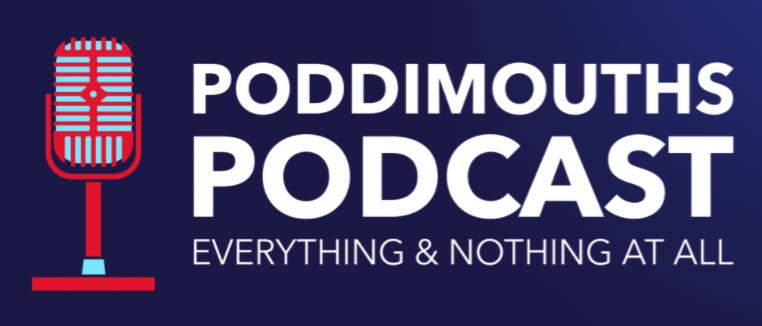 poddimouths podcast logo