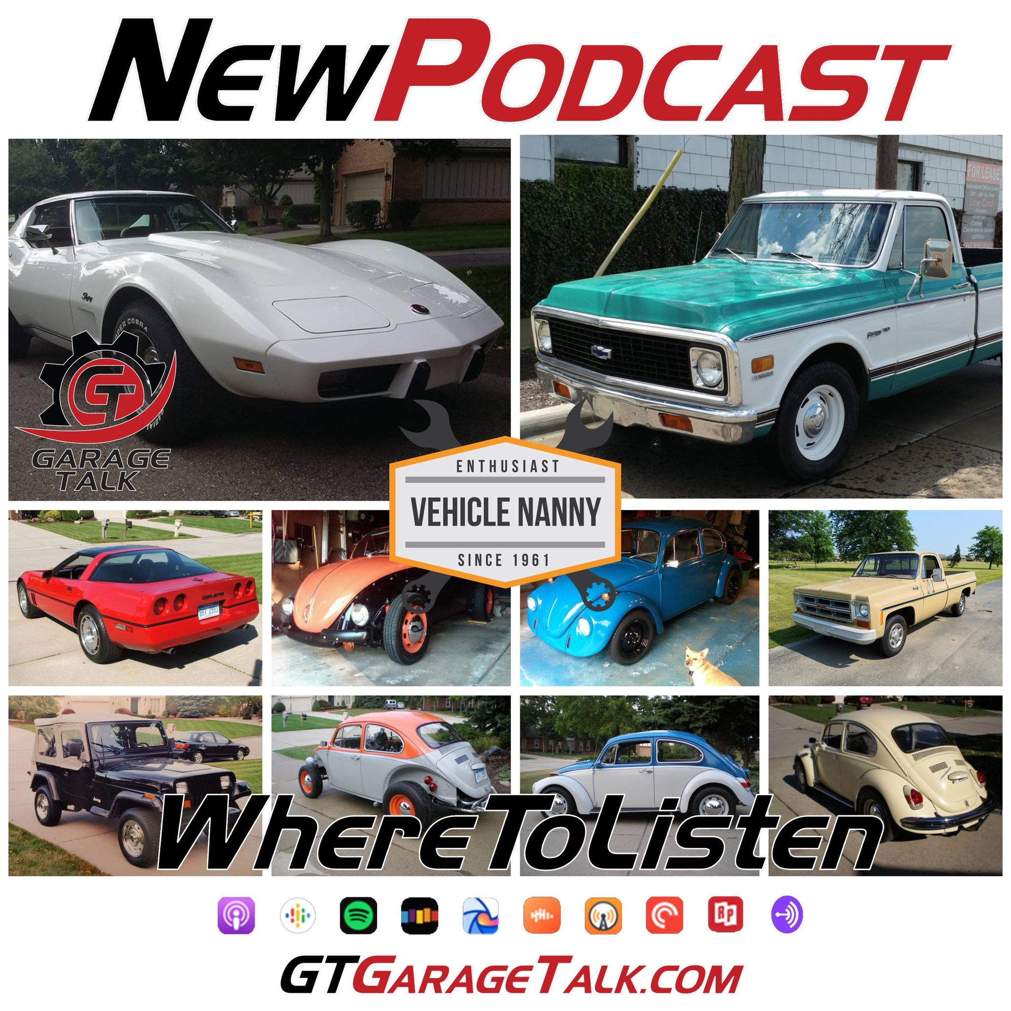 Garage Talk Podcast