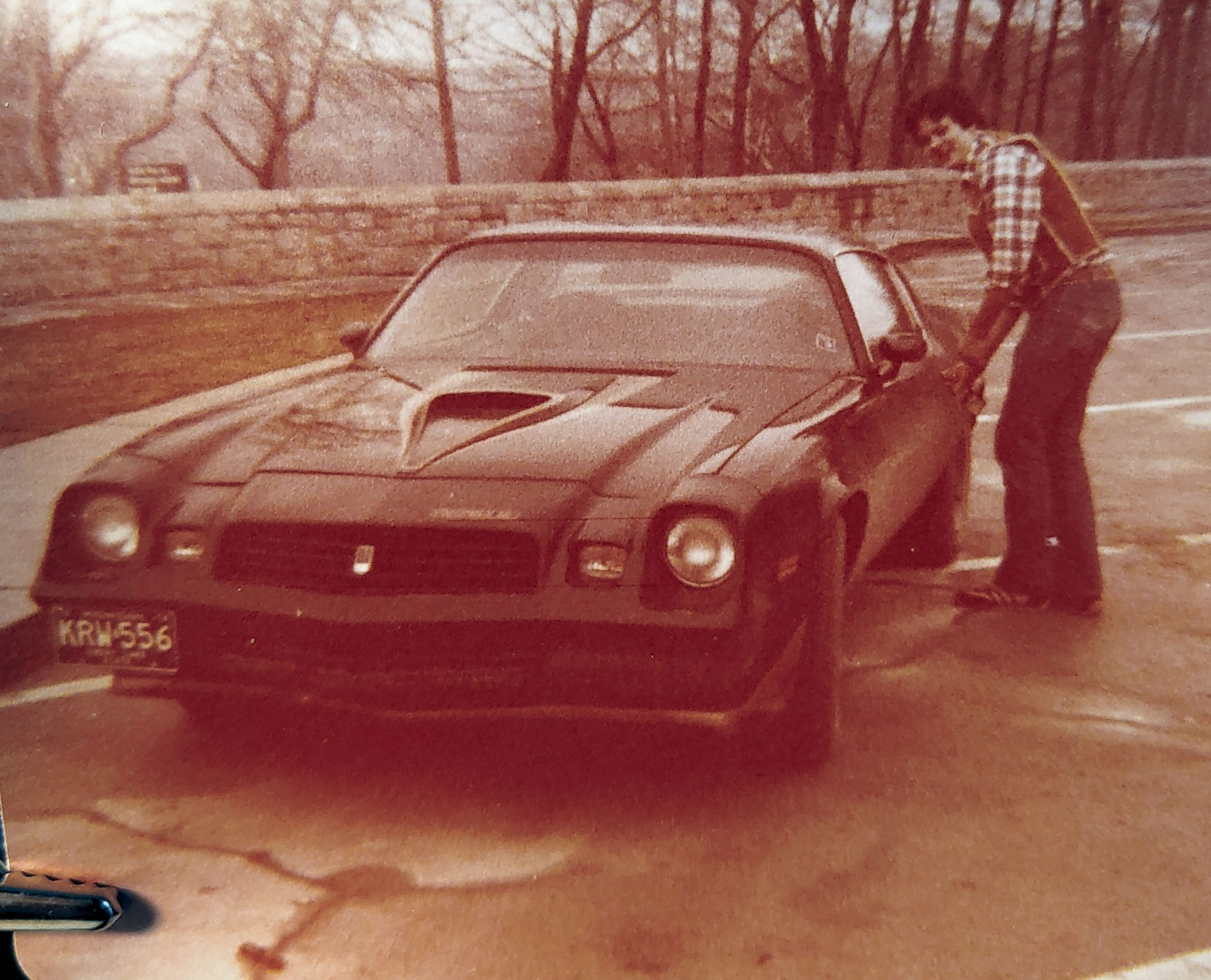 Obsession: A Z28 Love Story