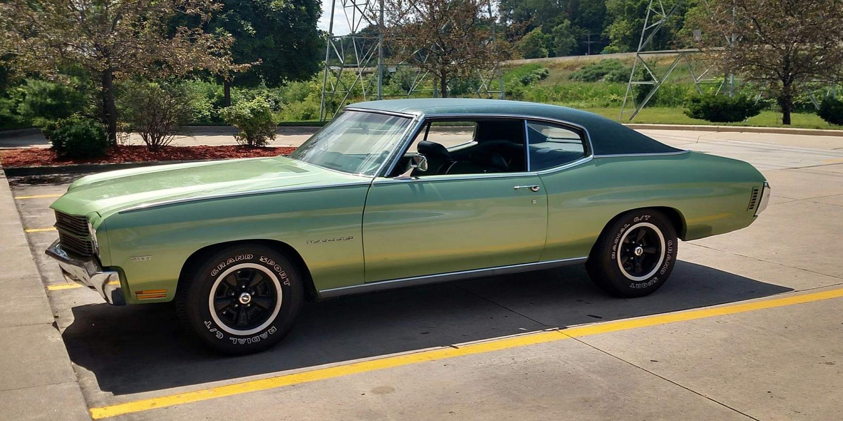 Drive-Thru Interview:  Juli Williams' 1970 Chevelle