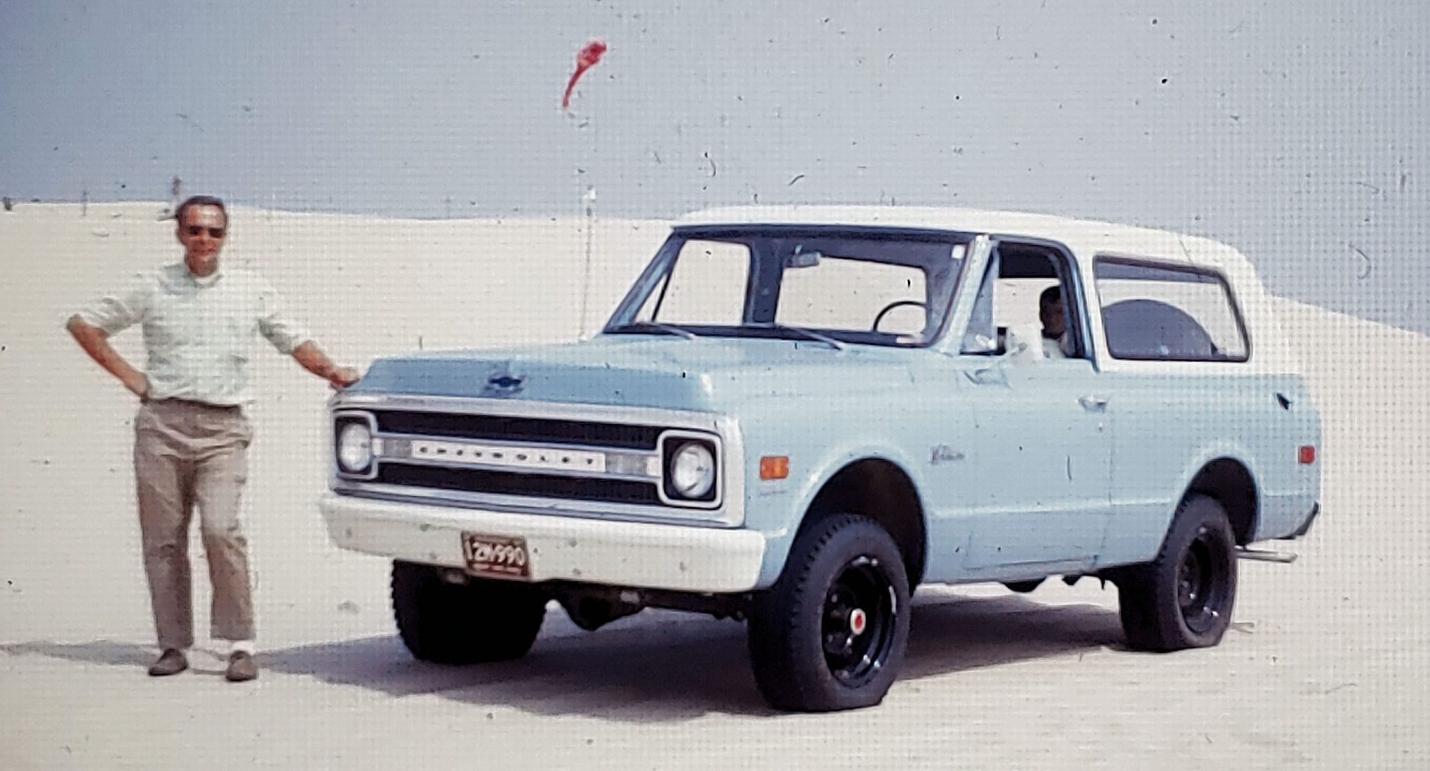 Read more about the article Chevrolet Blazer:  Once a Proud Name