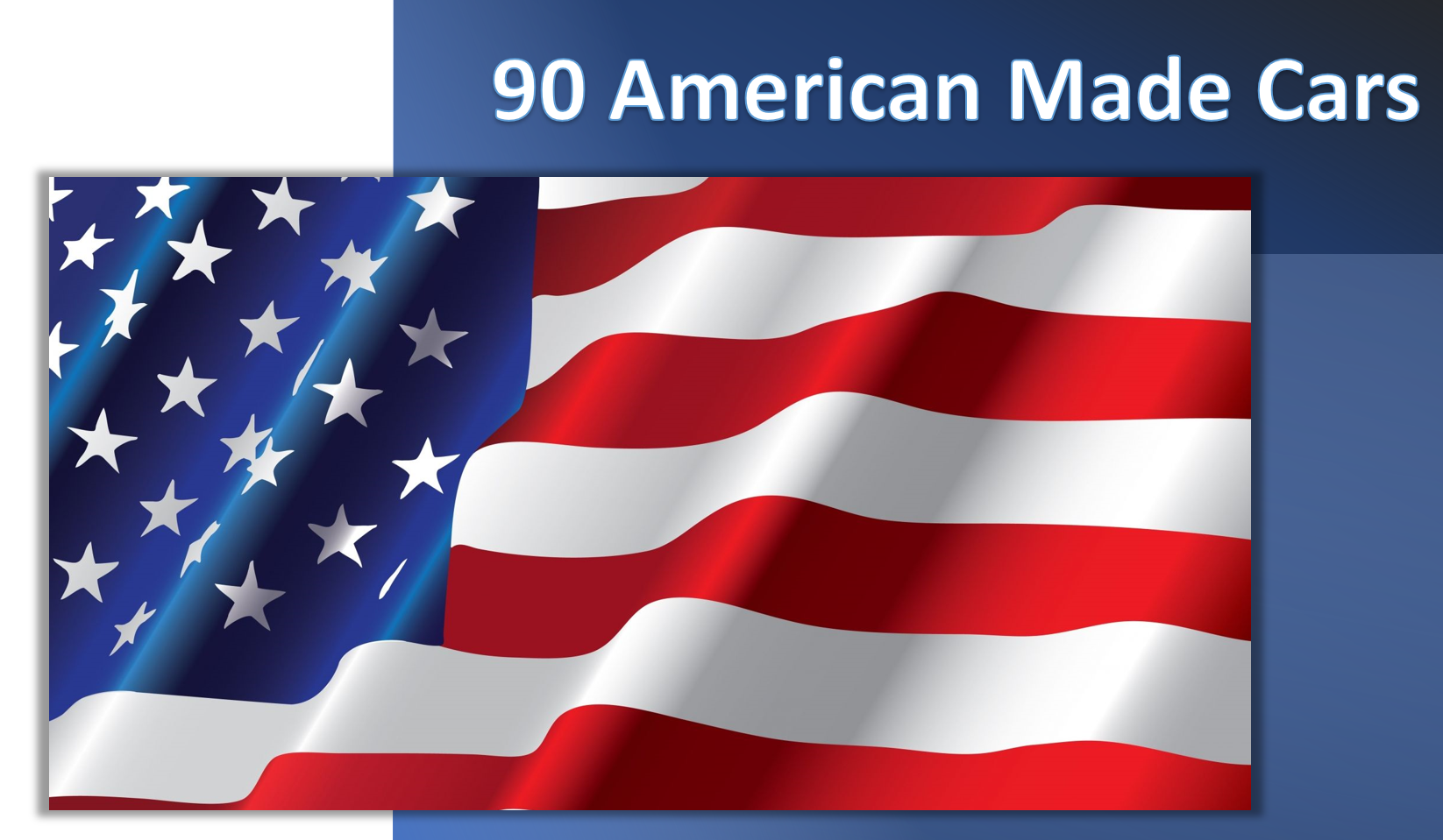 Read more about the article American Made Cars:  2021