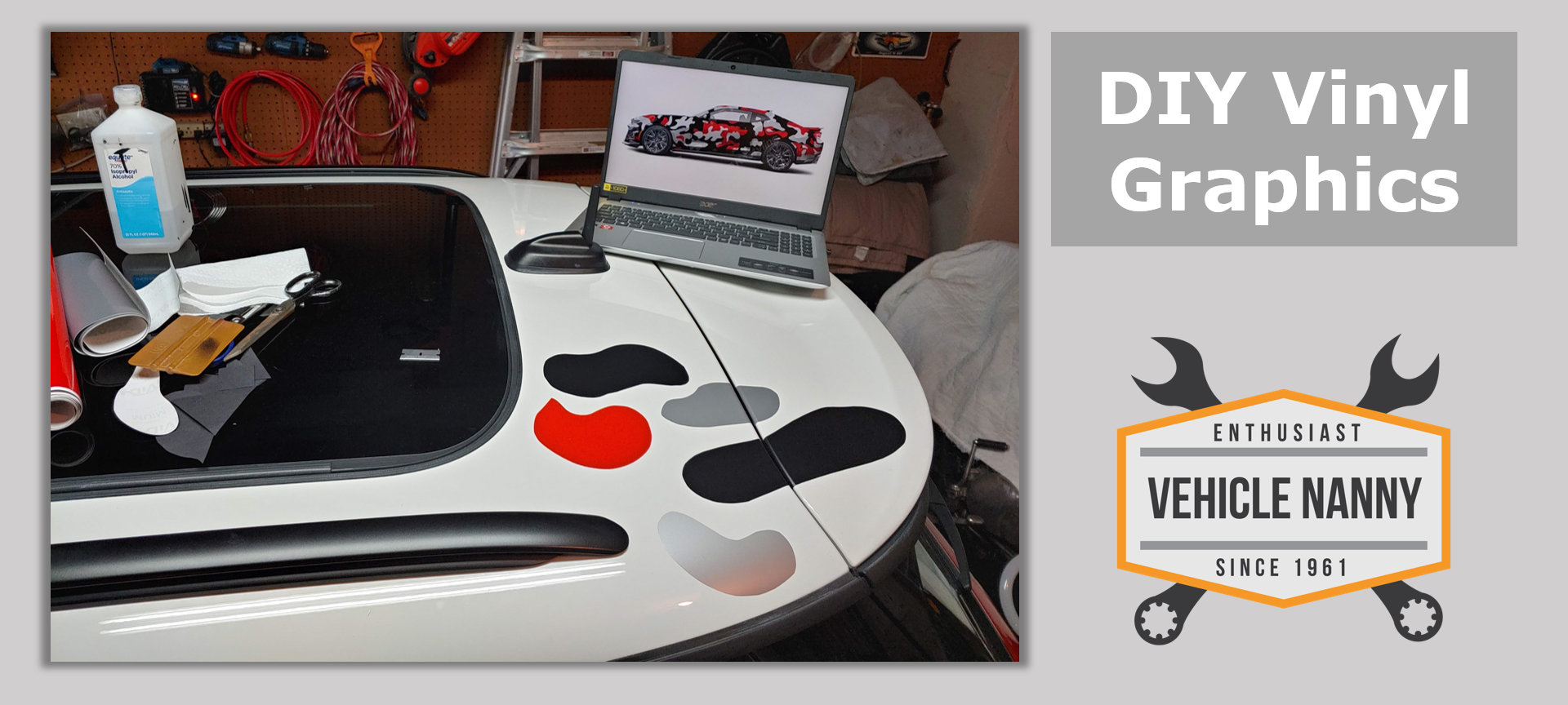 Read more about the article Personalize Your Car With Graphics