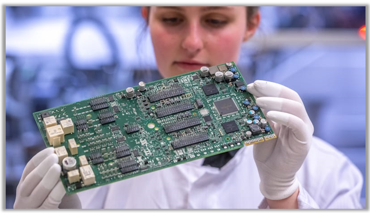 Read more about the article Semiconductor Shortage:  Cause and Effect