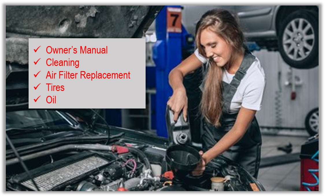 Read more about the article Car Care Basics