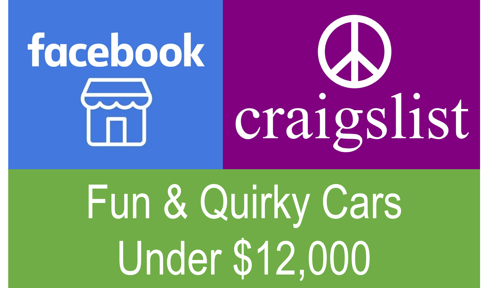 Read more about the article Searching for Fun Cars Under $12,000